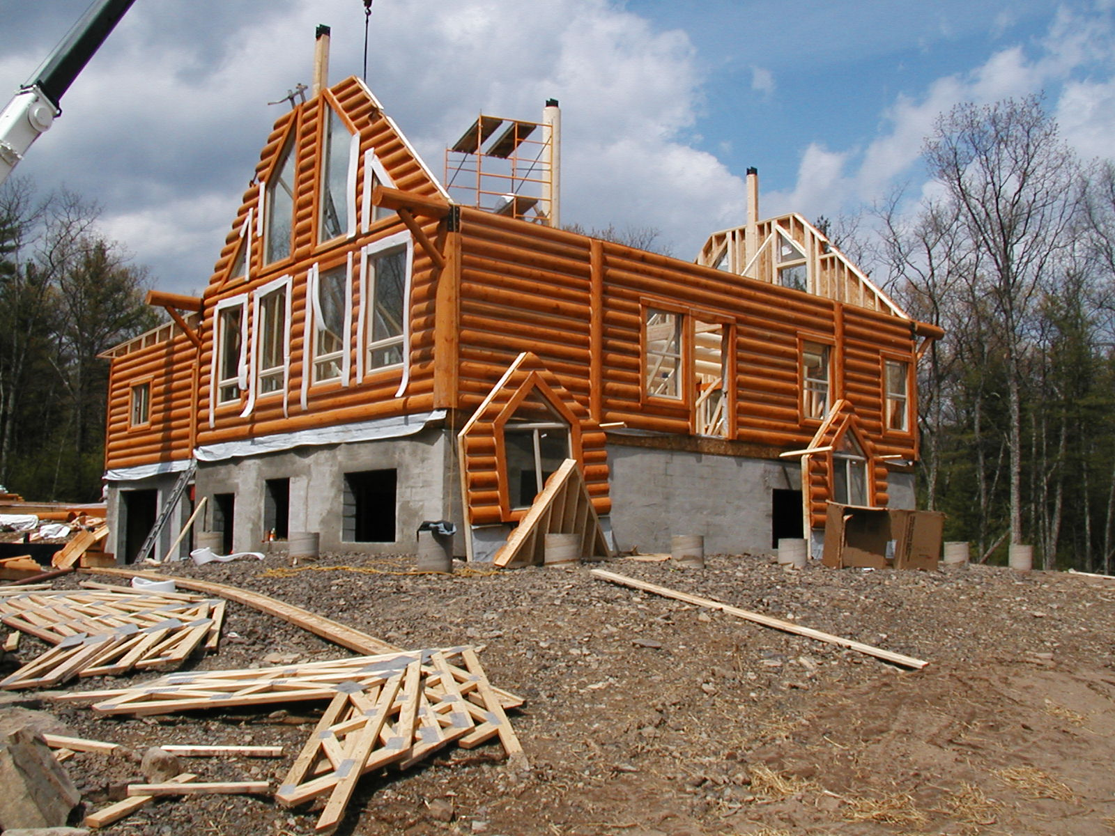 Reasons Why Log Cabins Have Become Very Popular